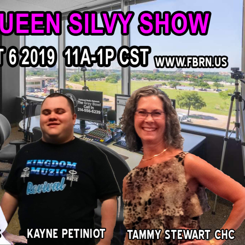 The Queen Silvy Show - August 6 2019