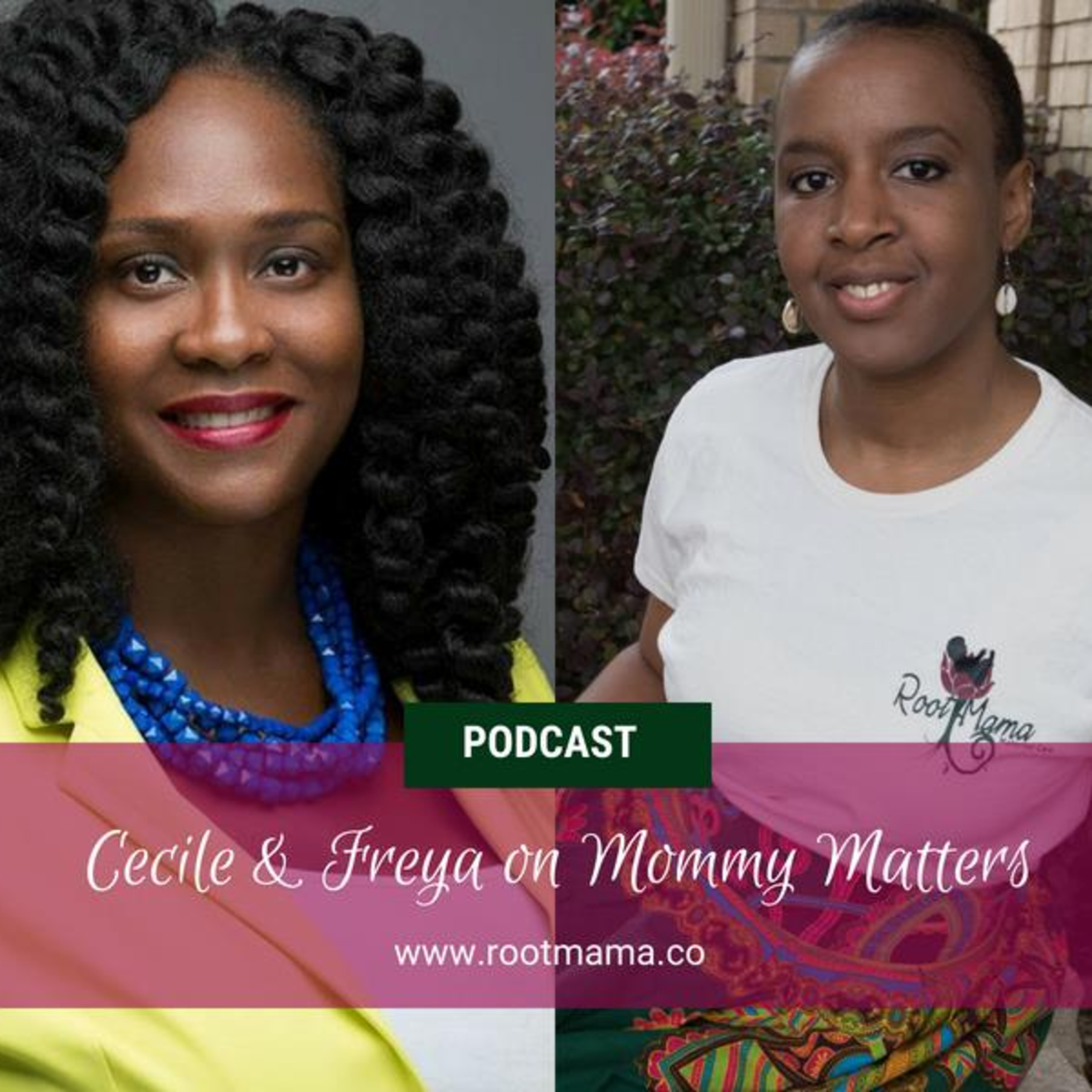 Stress, Reproductive Health and Childbirth with Freya Morani of Root Mama