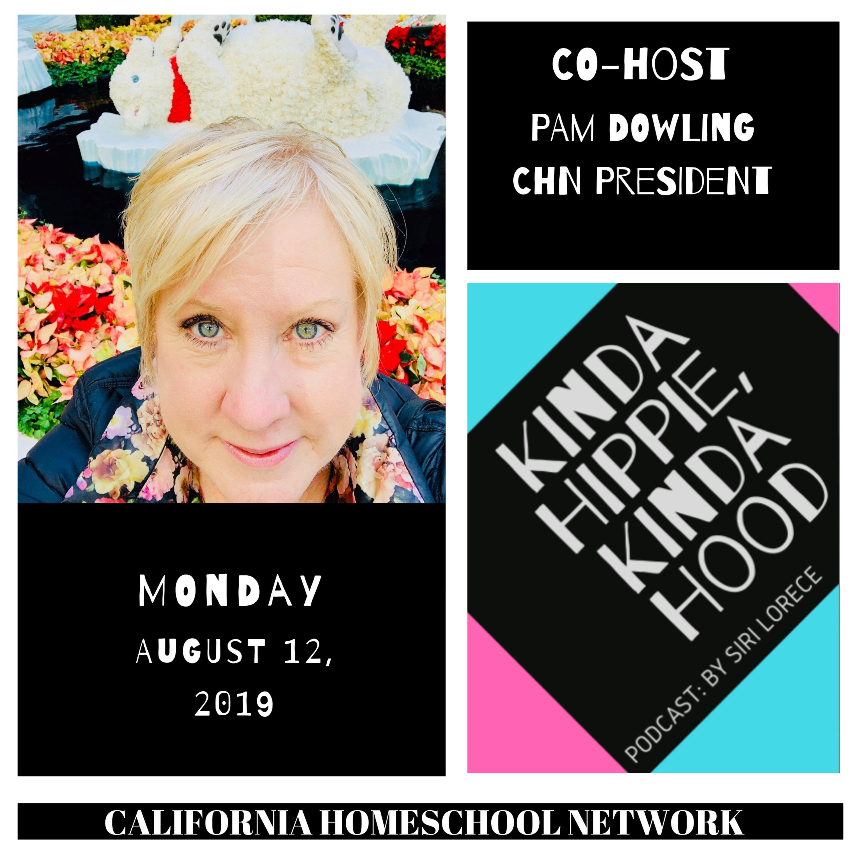 KHKH: Homeschooling Part 2 - California Homeschool Network with Pam Dowling