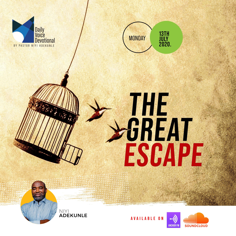 The Great Escape - 6