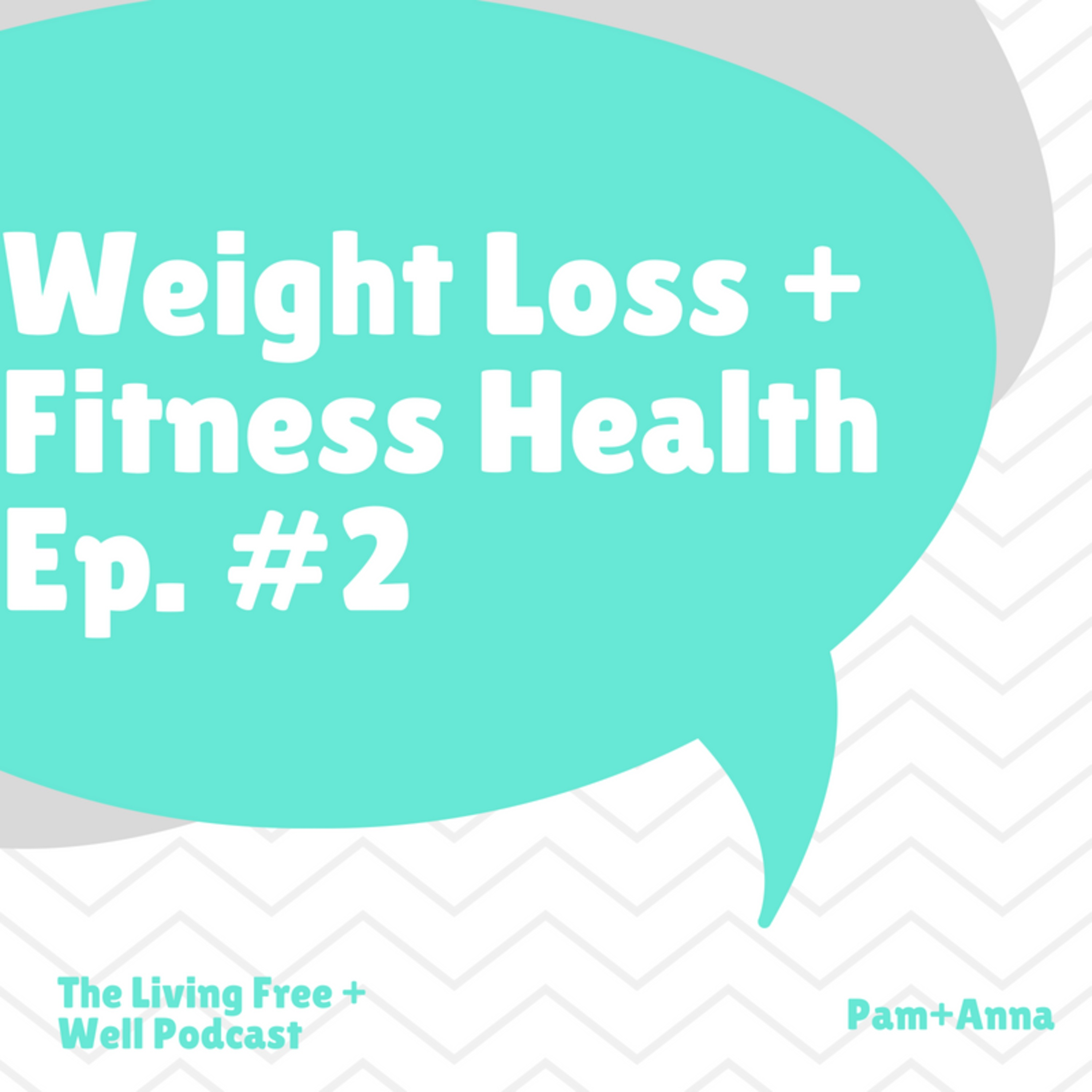 Weight Loss + Fitness Chat - Who Inspires Us - Episode #2