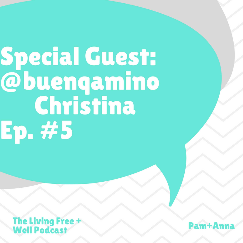 BUENQAMINO Christina talks Celiac Travel - Episode #6