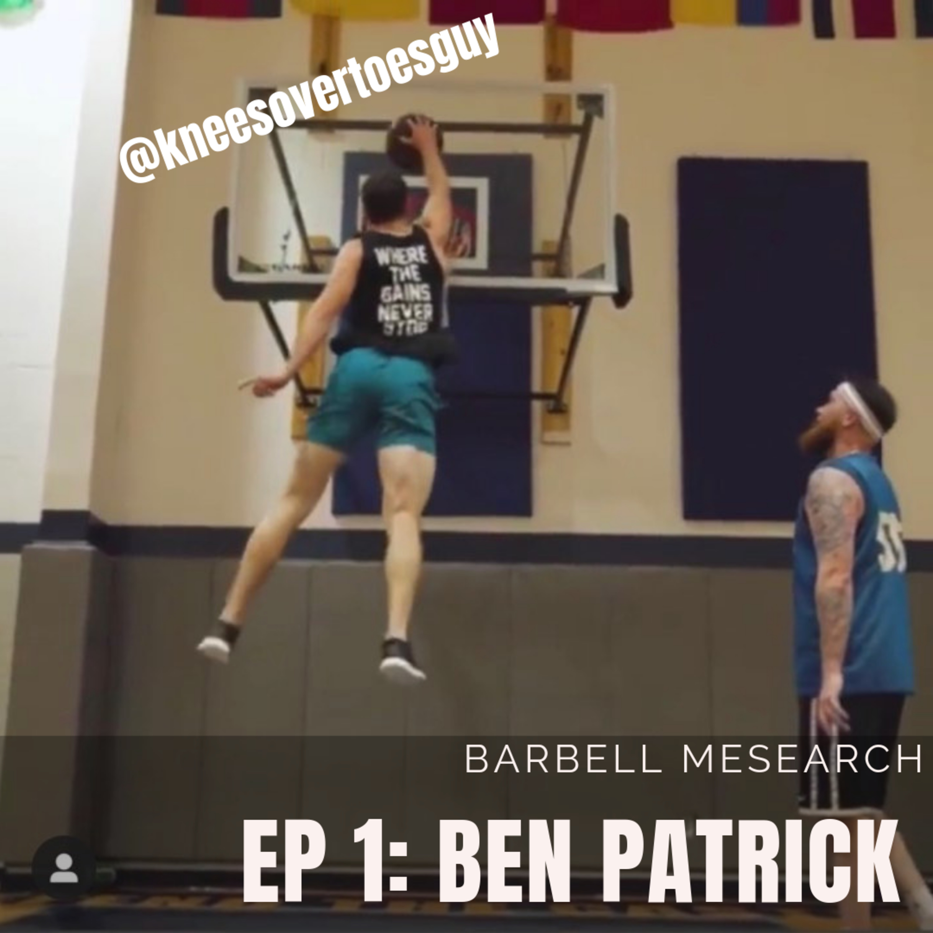 1. Ben Patrick: How Hard Are You Willing To Work - Barbell Mesearch