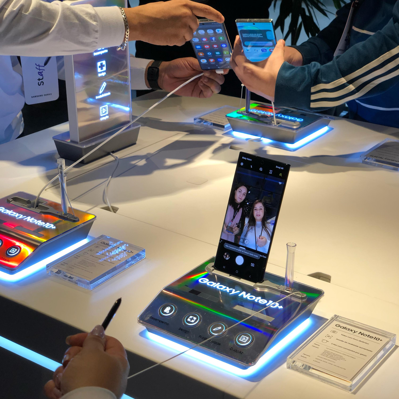 Samsung lança Galaxy Note 10 no Brasil 🤳