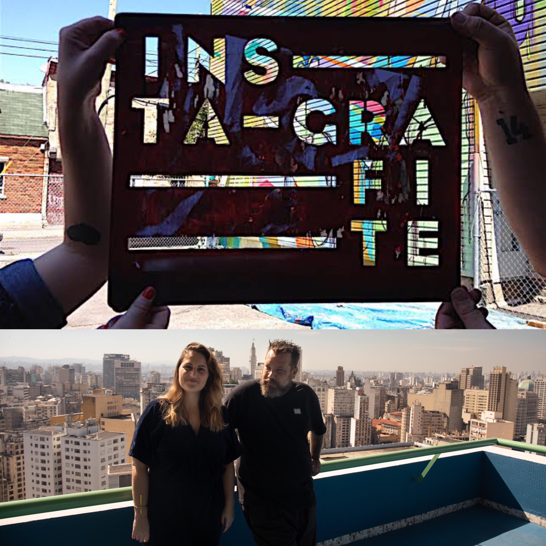 Instagrafite: a maior rede de divulgação de arte urbana do mundo 🤳