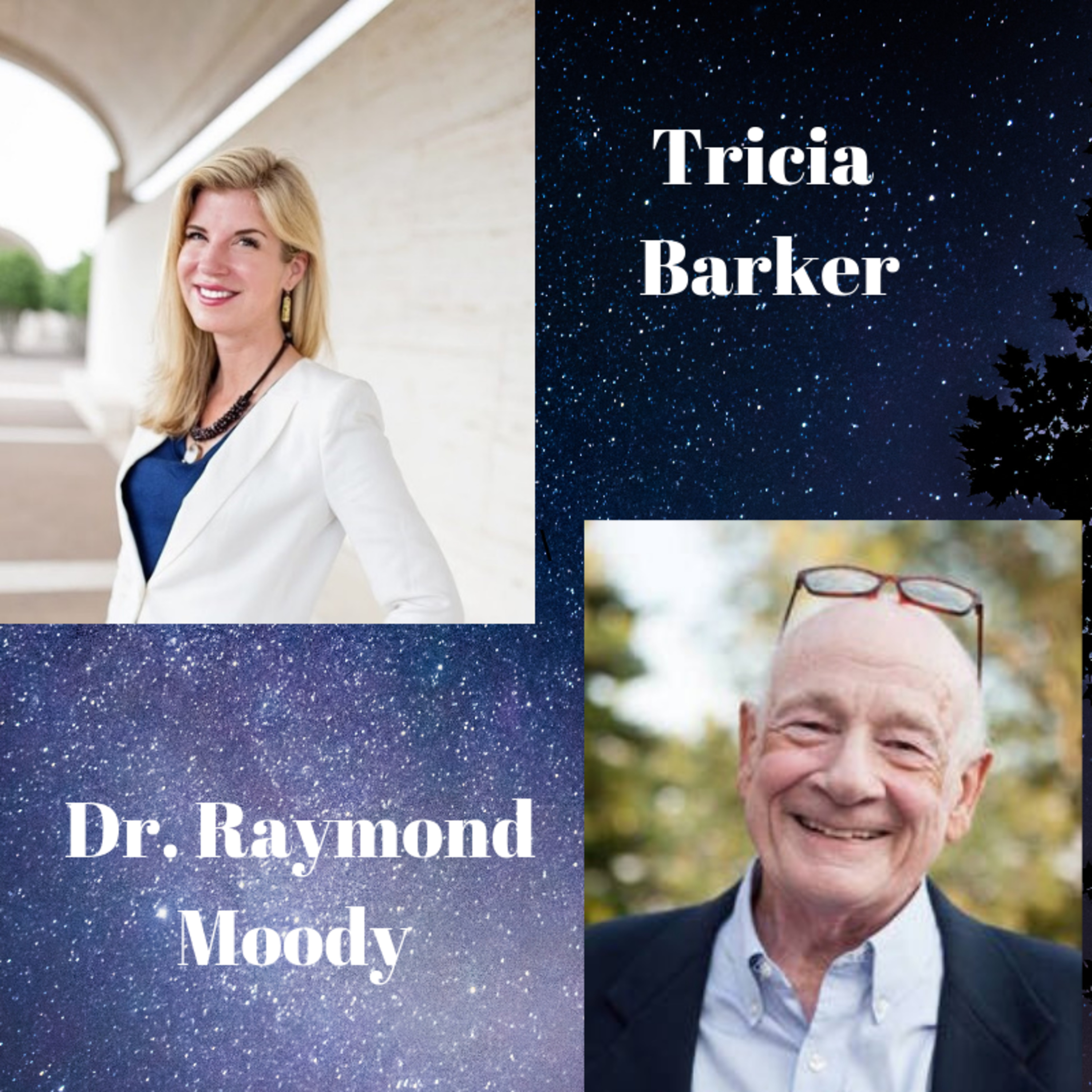 S2 Ep. 2 Raymond Moody---Tricia Barker's Conversations about Near-Death Experiences