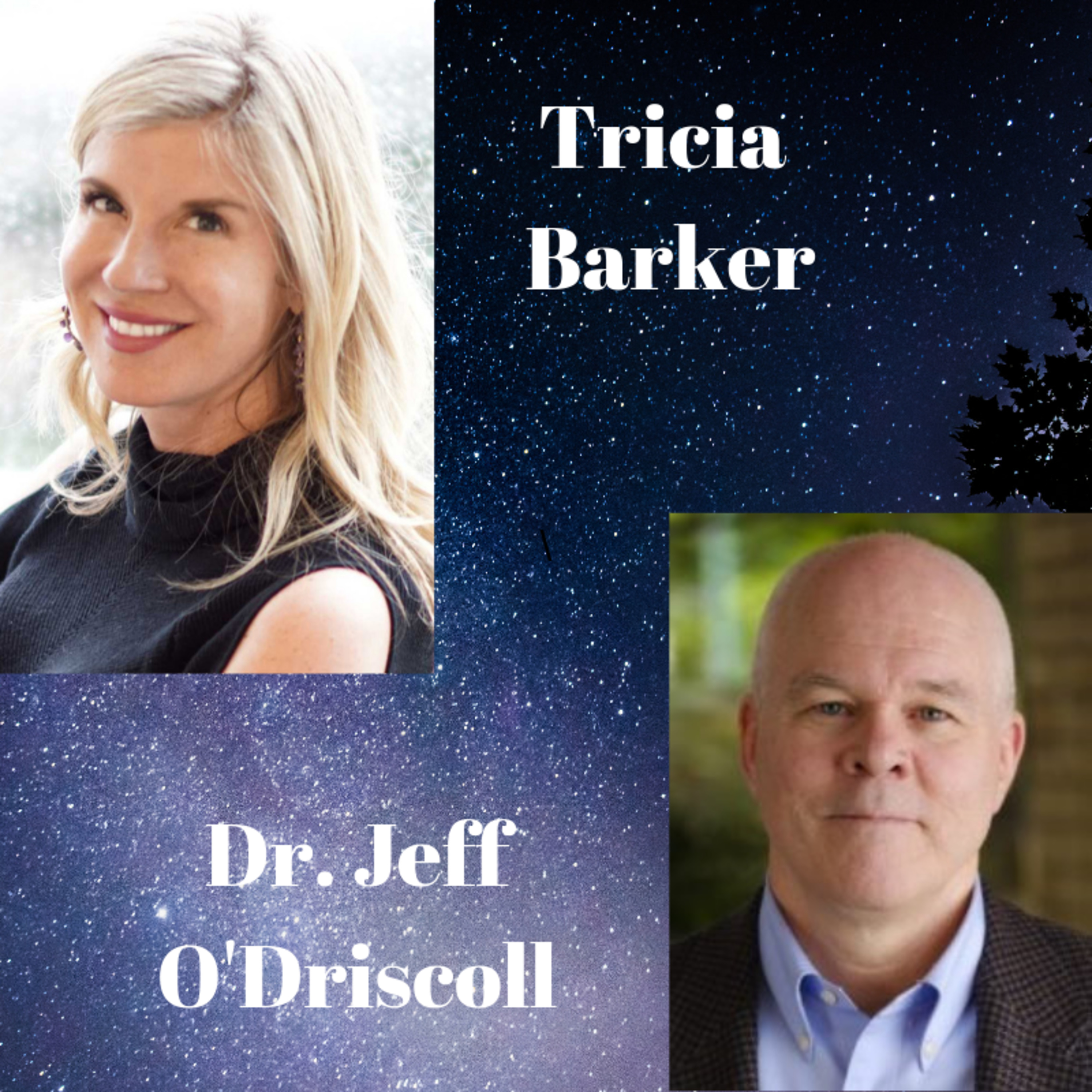 S2 Ep. 6 Dr. Jeff O'Driscoll ---Tricia Barker's Conversations about NDEs and Spirituality