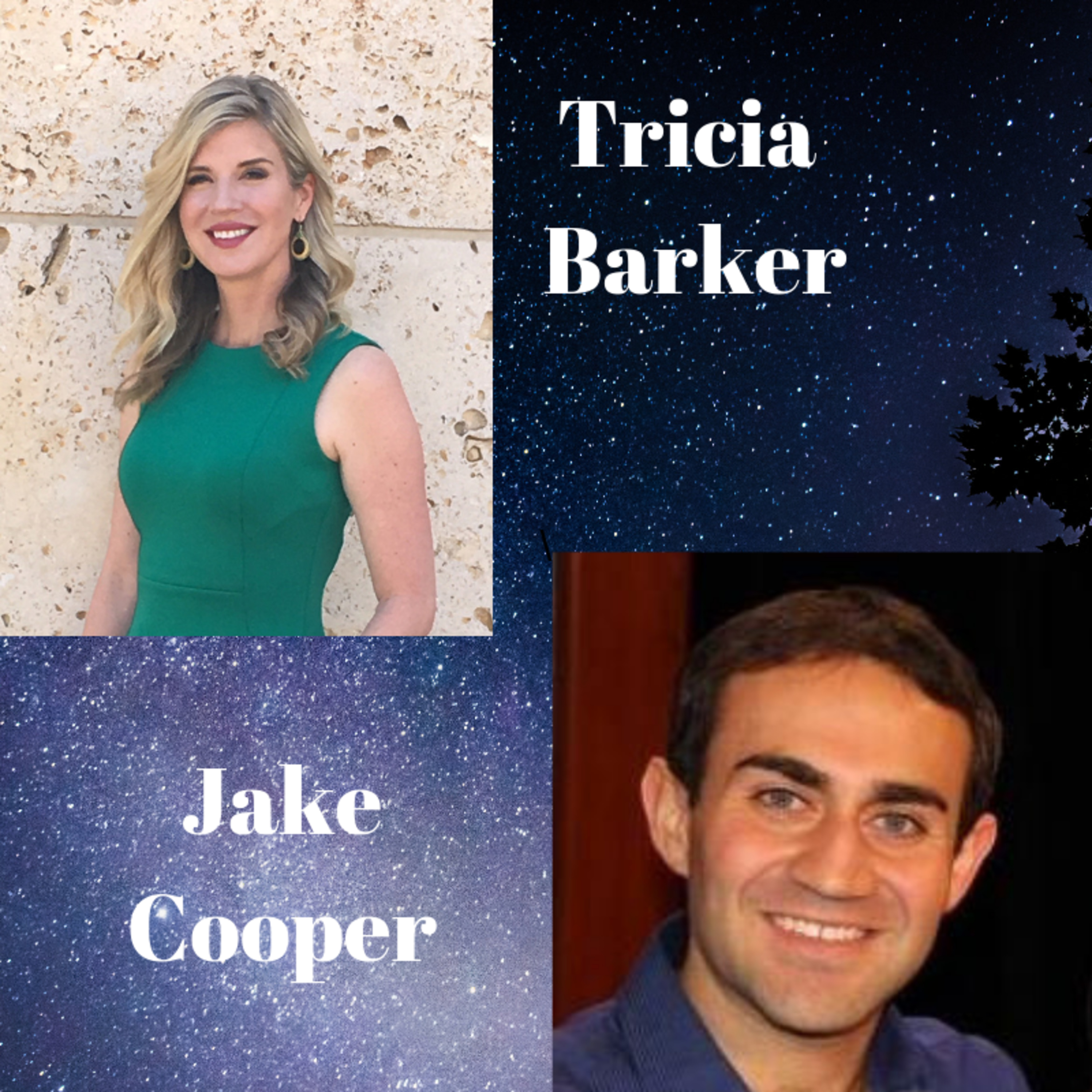 S2 Ep. 16 Jake Cooper ---Tricia Barker's Conversations with Near-Death Experiencers