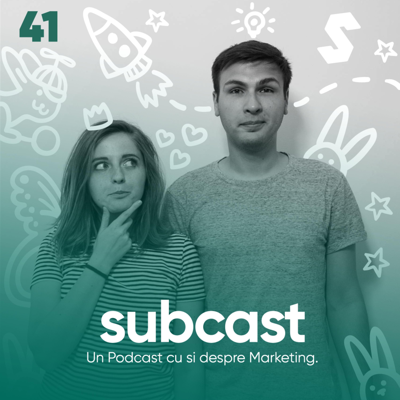 Subcast 41: Despre Marketing si altele cu Alex Dona