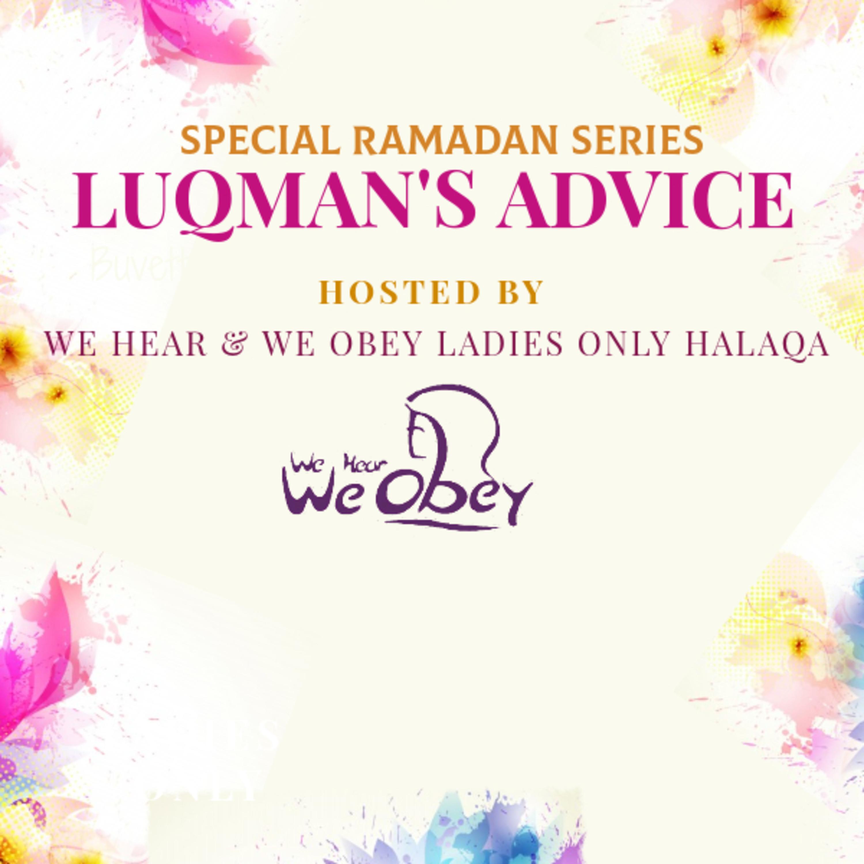 English Series _ Luqman's Advise