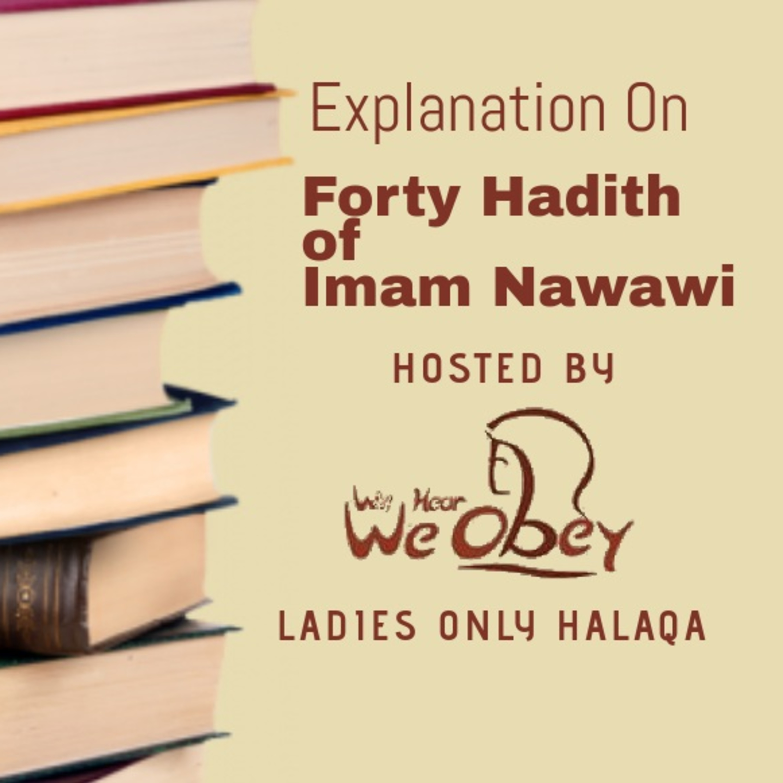English_Introduction_Forty Hadith of Imaam Nawawi