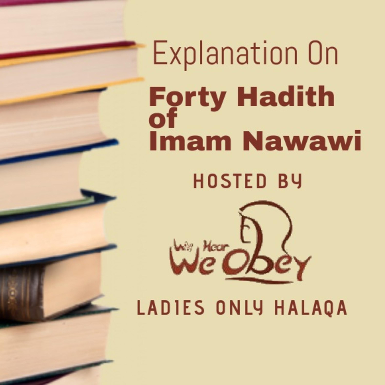 English_Hadith Two_Part 1