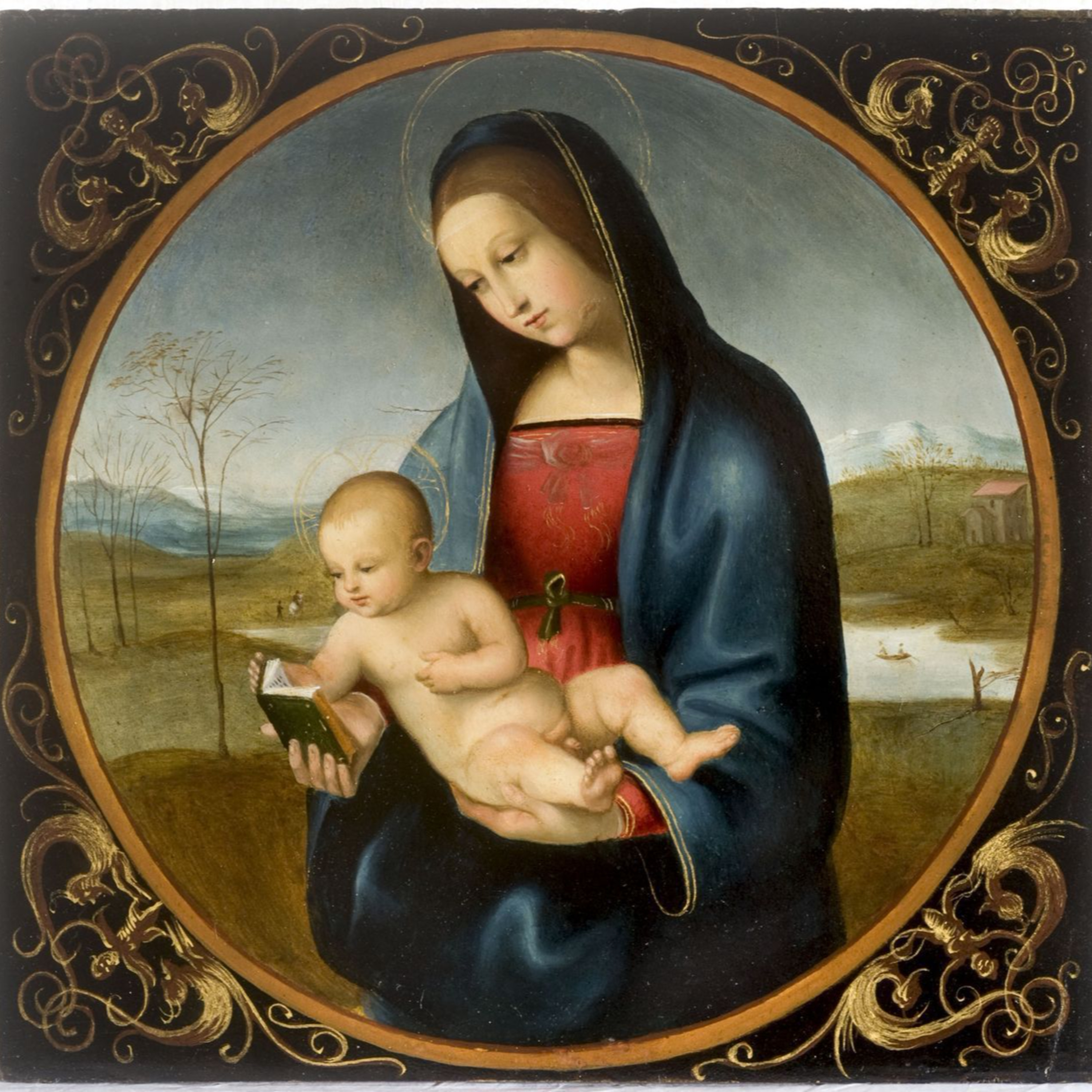 The Virgin Mary, Spouse of the Holy Spirit