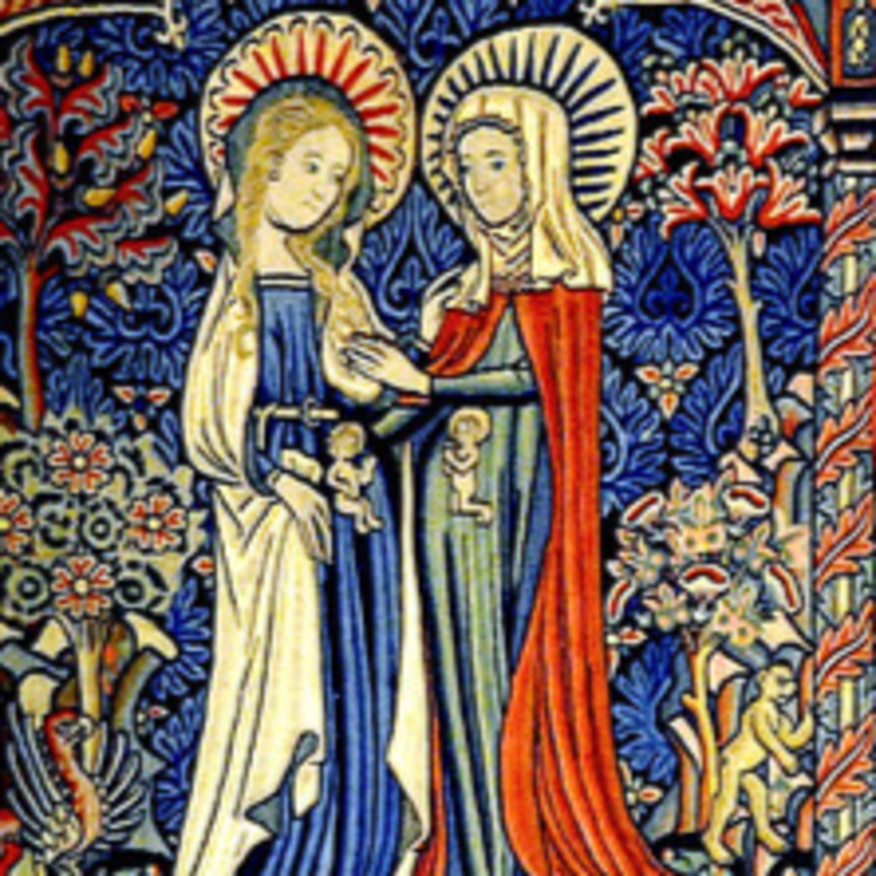 The Visitation: Learning How to Serve
