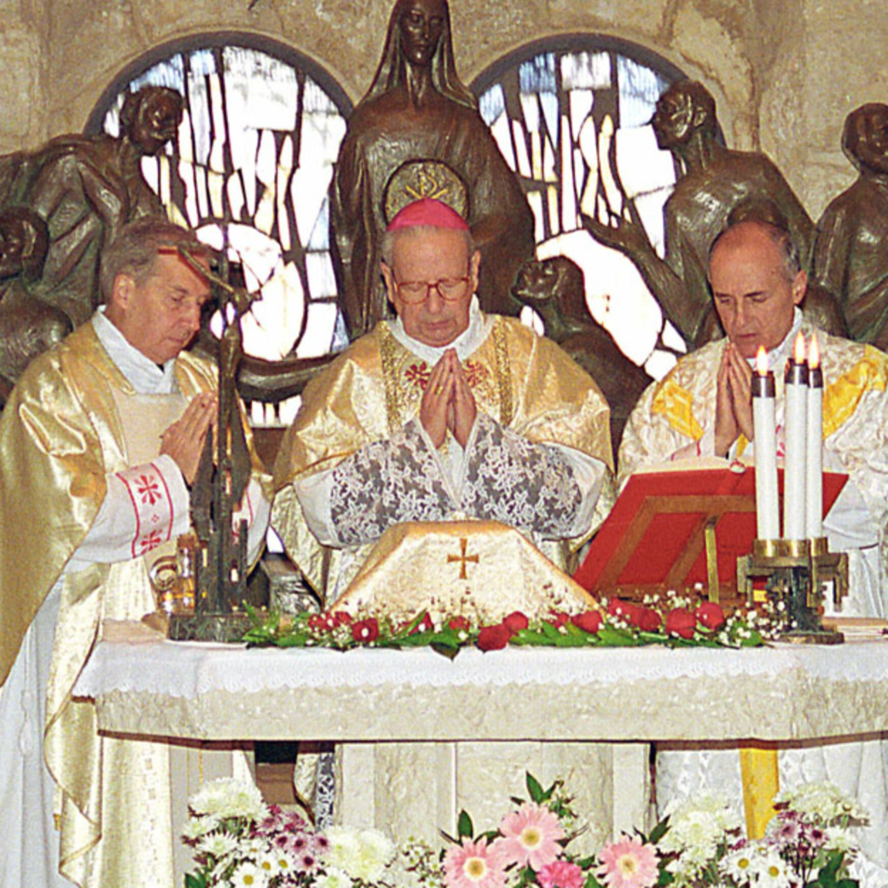 Mass is Root and Centre of Interior Life