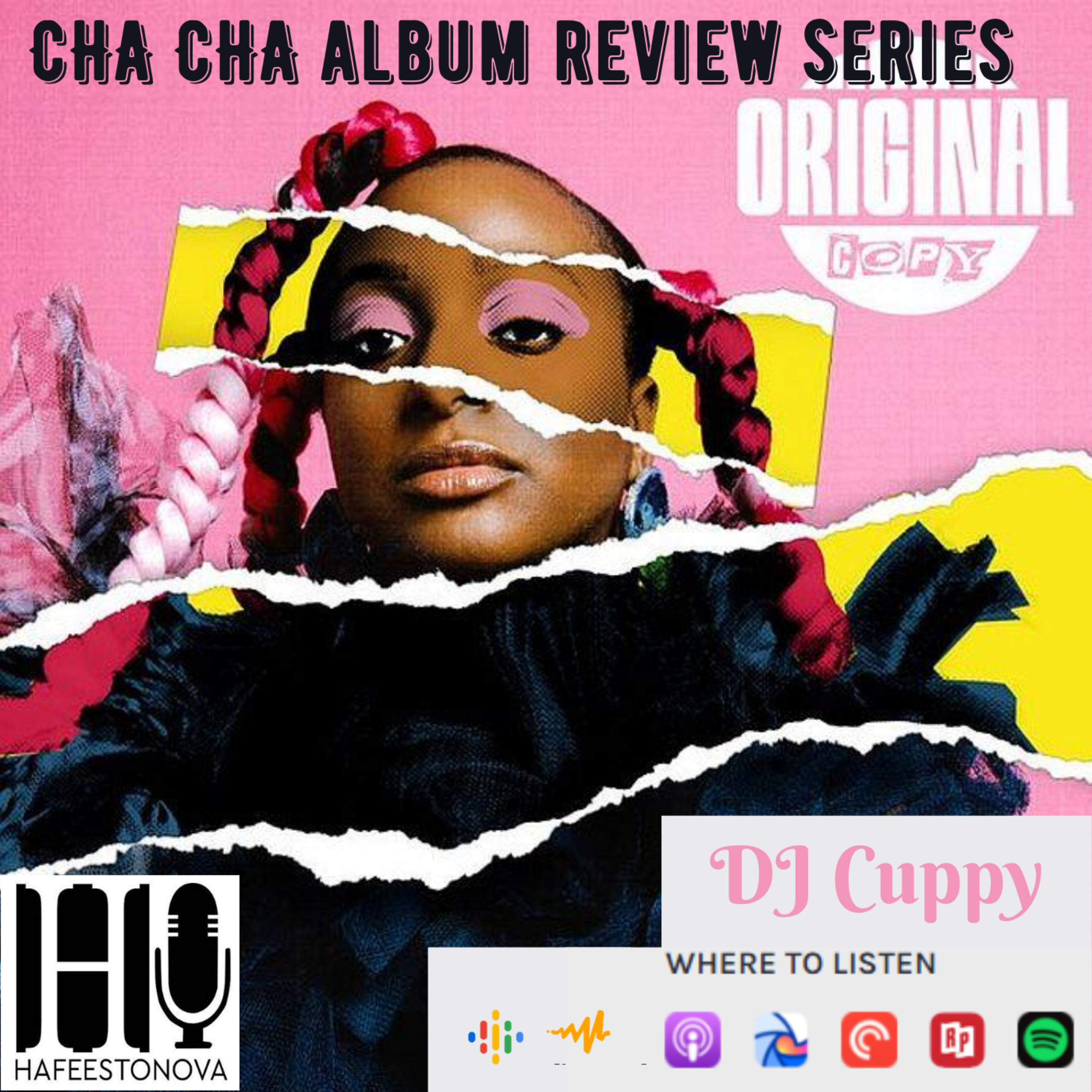 Cha Cha Music Review Podcast on Jamit