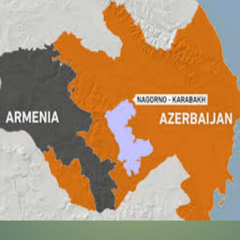 Armenia vs Azerbaijan (Conflict Of Nogorna Karabakh)