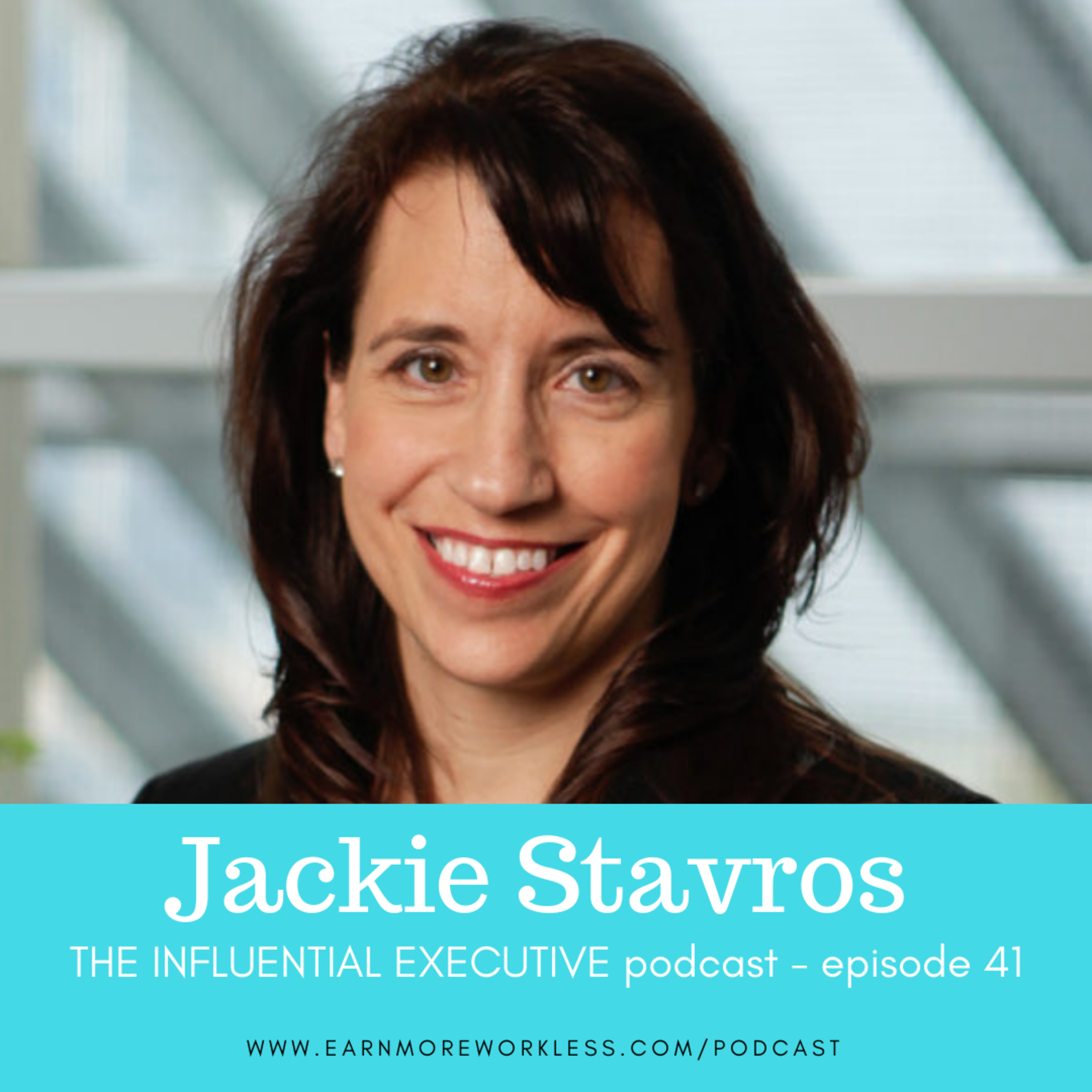E41: How to Solve Problems Through Meaningful Conversations (Jackie Stavros)