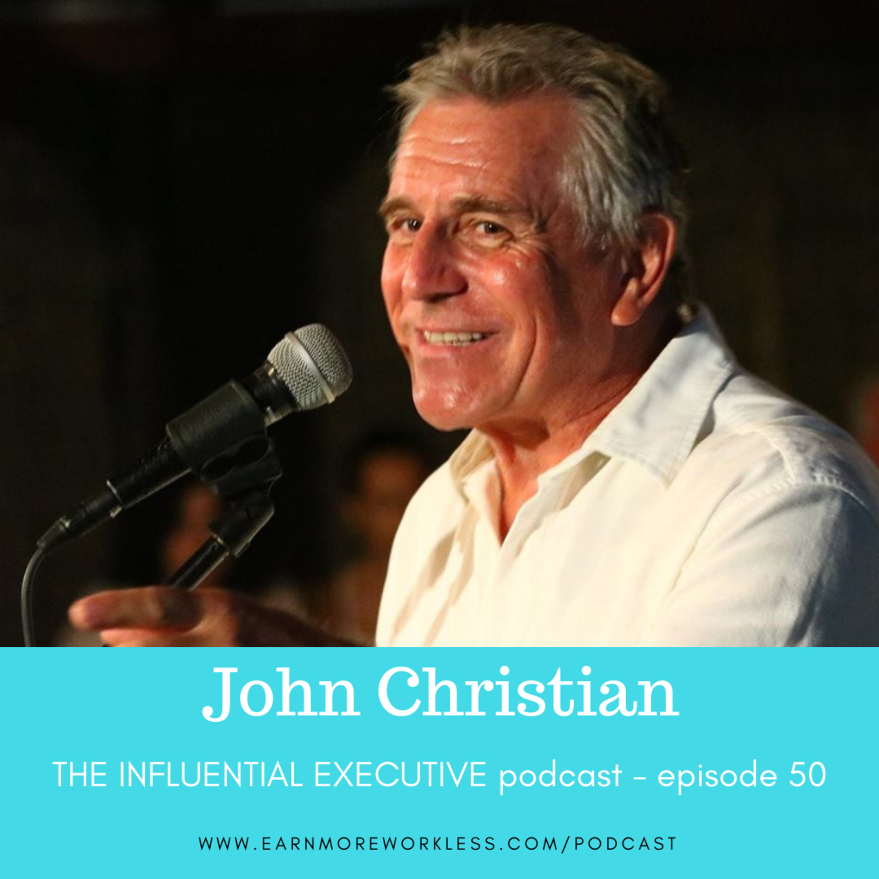 E50: How to be More Authentic and Conscious (John Christian)