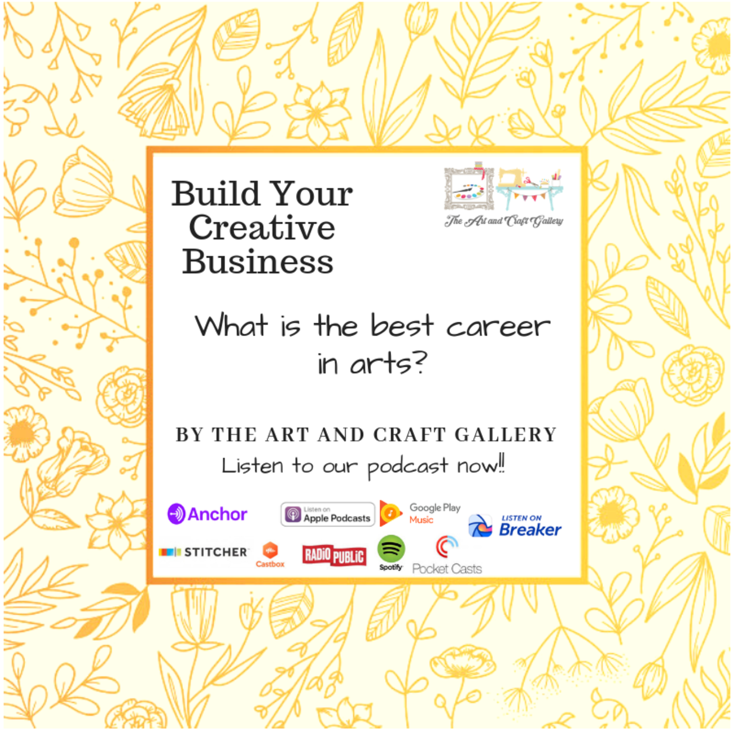 What is the best career in arts?