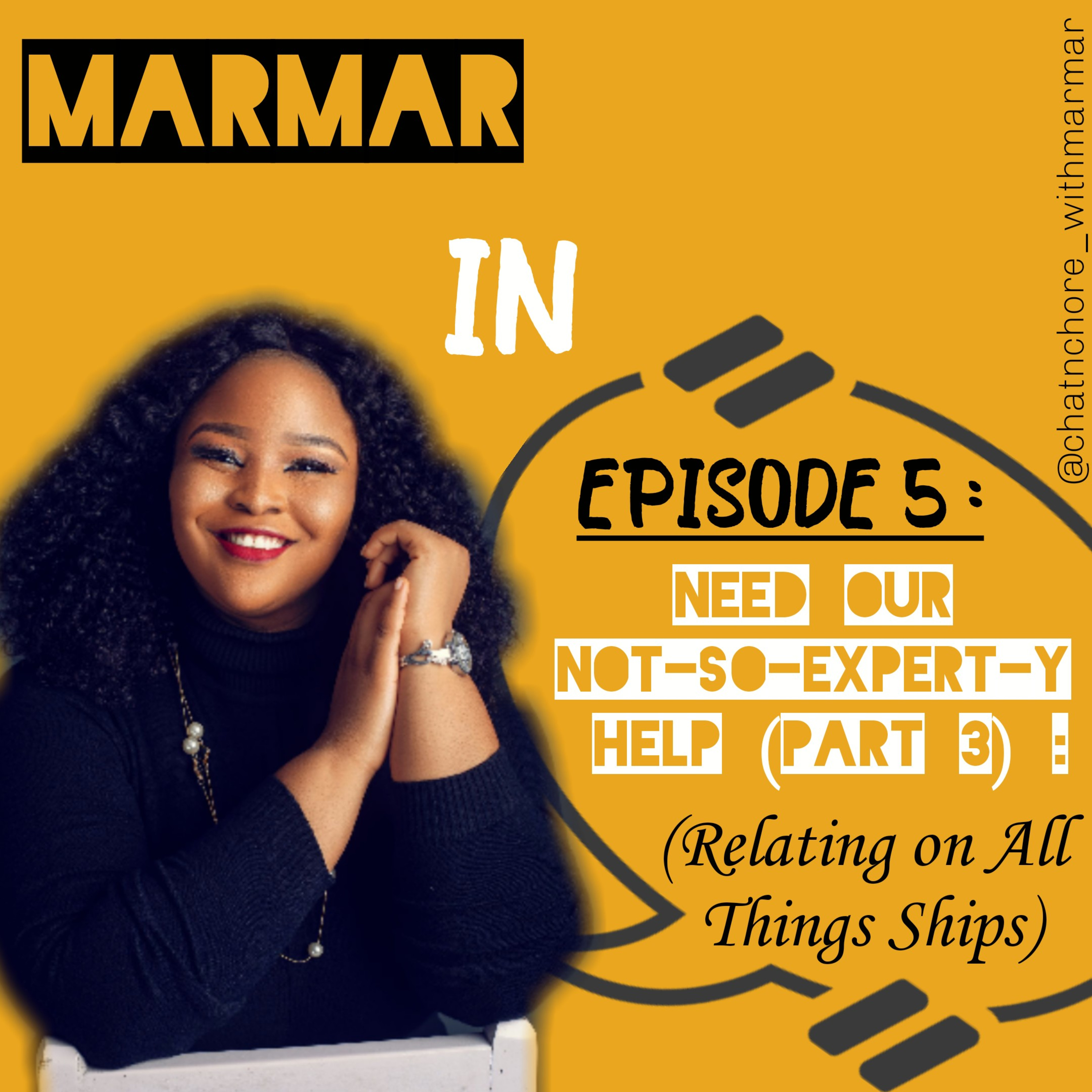 Chat& Chore With Marmar on Jamit