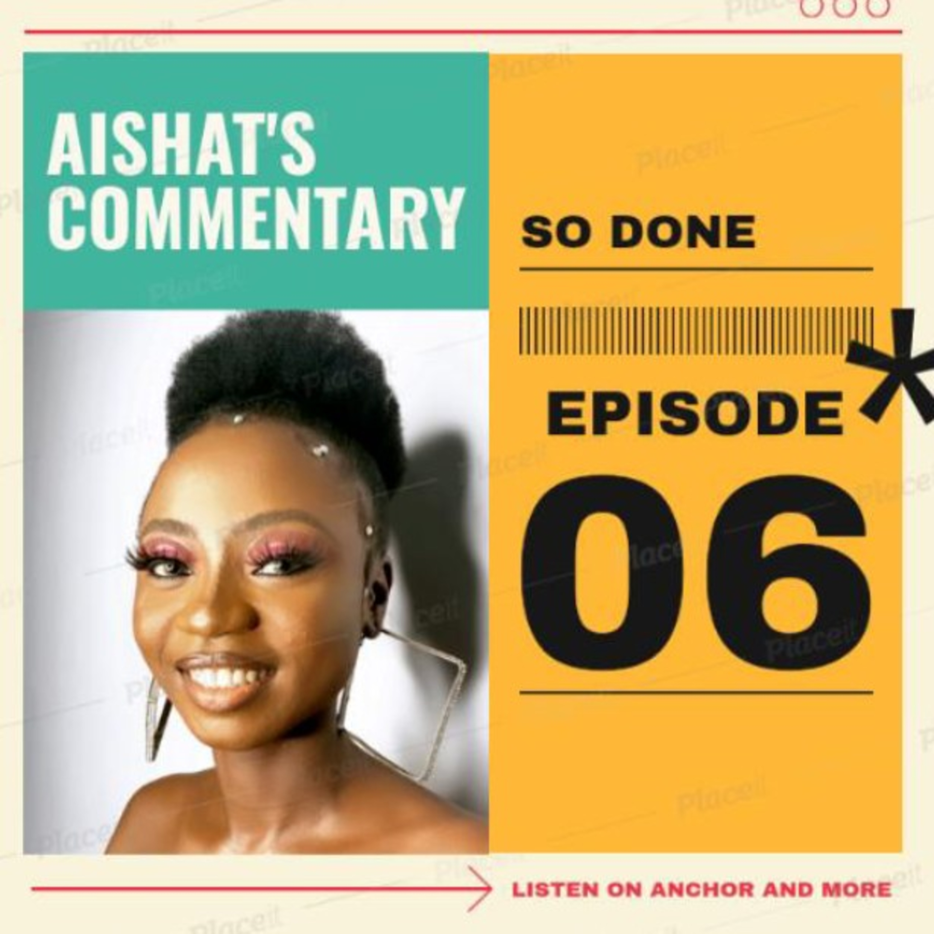 Aishat's Commentary 🎙🌺 on Jamit