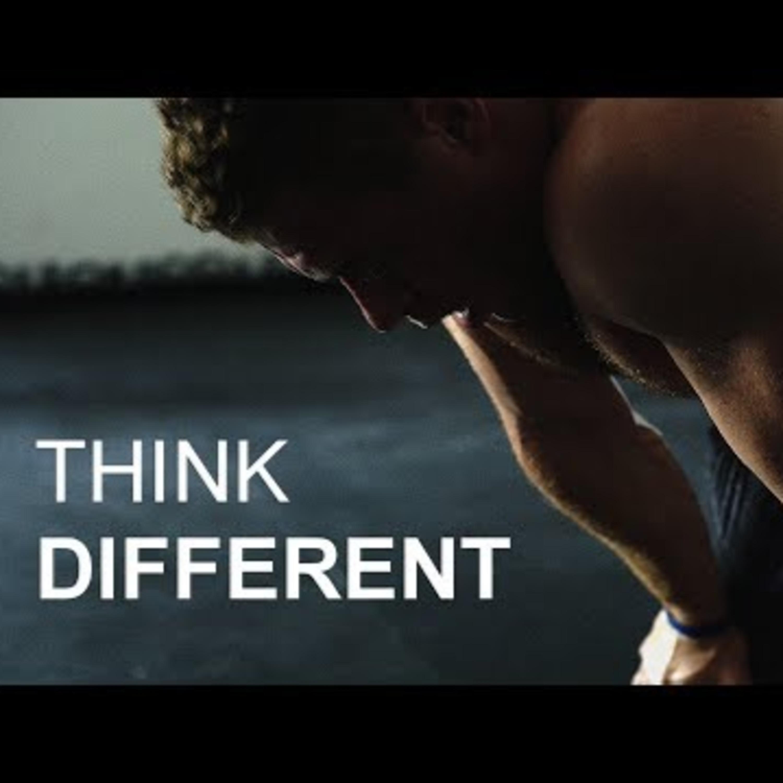 Motivational Audio   DON'T THINK LIKE THE REST - Powerful Motivational Speech