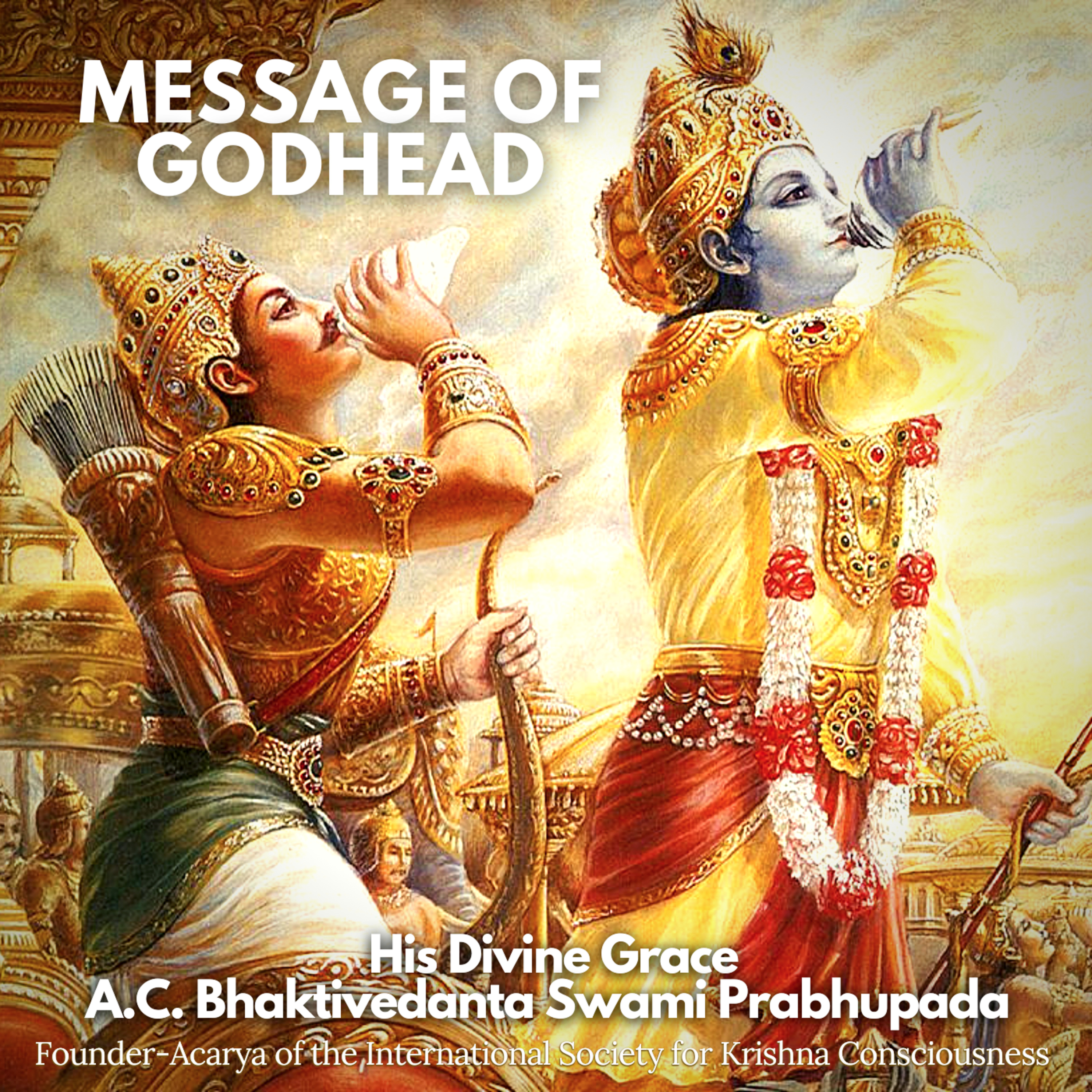 """055 – Spiritually Hungry Now More Than Ever (""""Message of Godhead"""" pages 1-6)"""