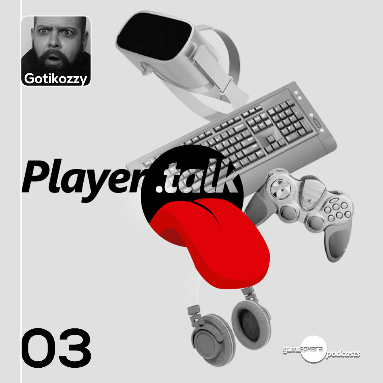 Player.Talk 003 - CES 2021 (com Gotikozzy do Detonando Gueek)
