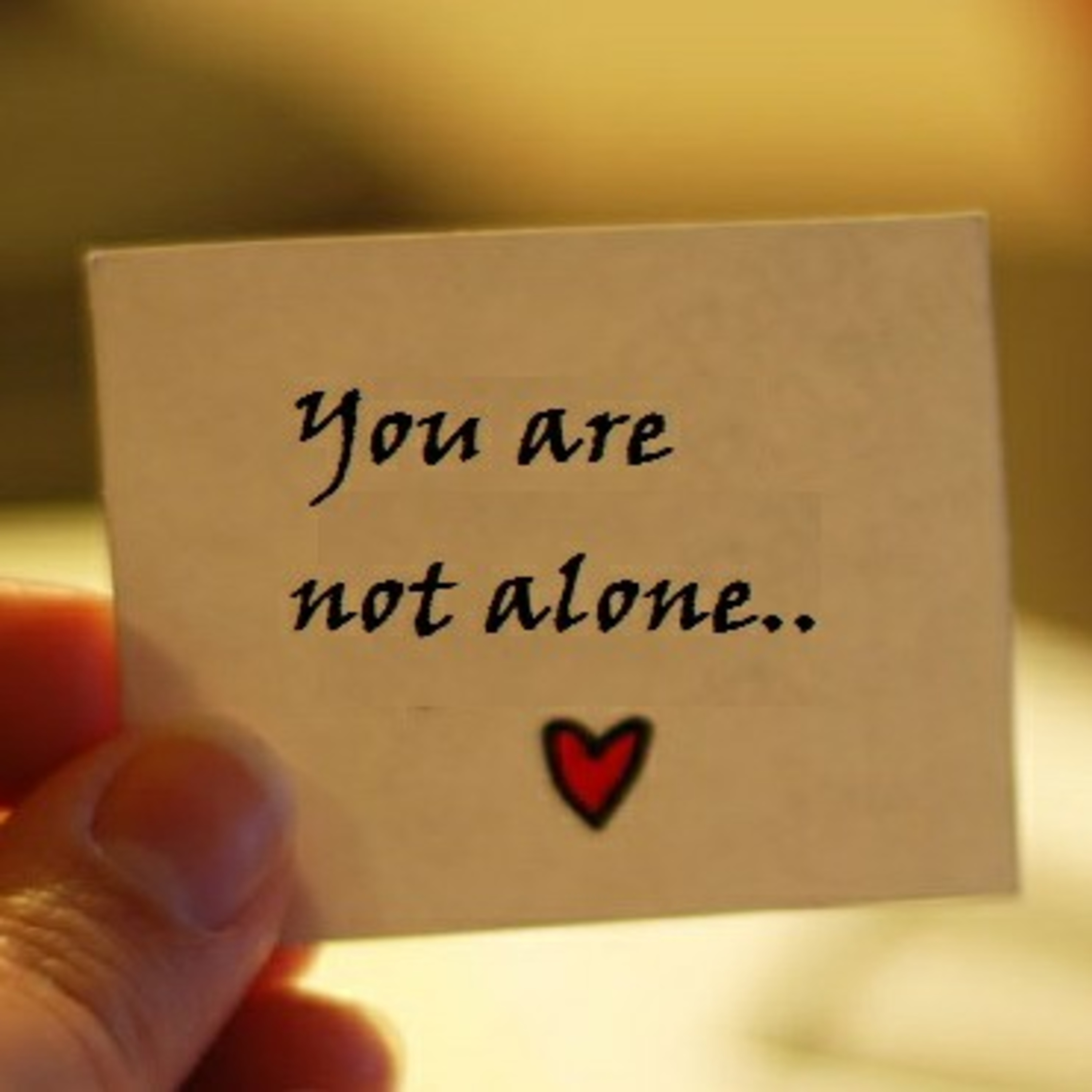 Episode 316 : You're Not Alone