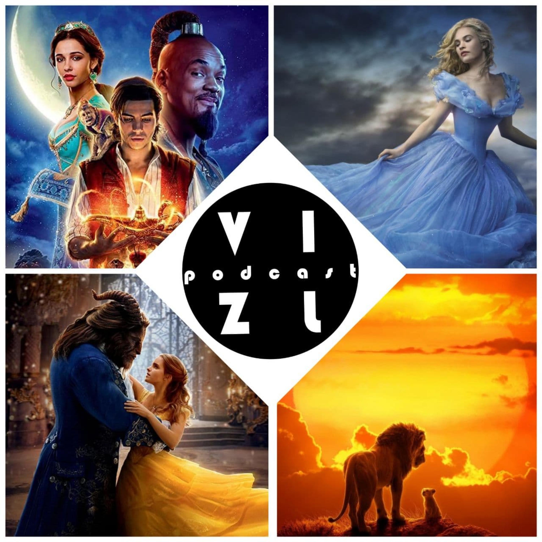 Подкаст №28 l Disney: Красавица и чудовище, Аладдин, Король Лев, Золушка
