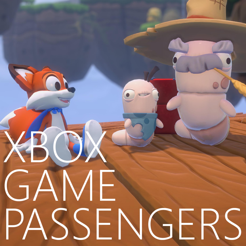 005 - Viva Piñata – Xbox Game Passengers – Podcast – Podtail