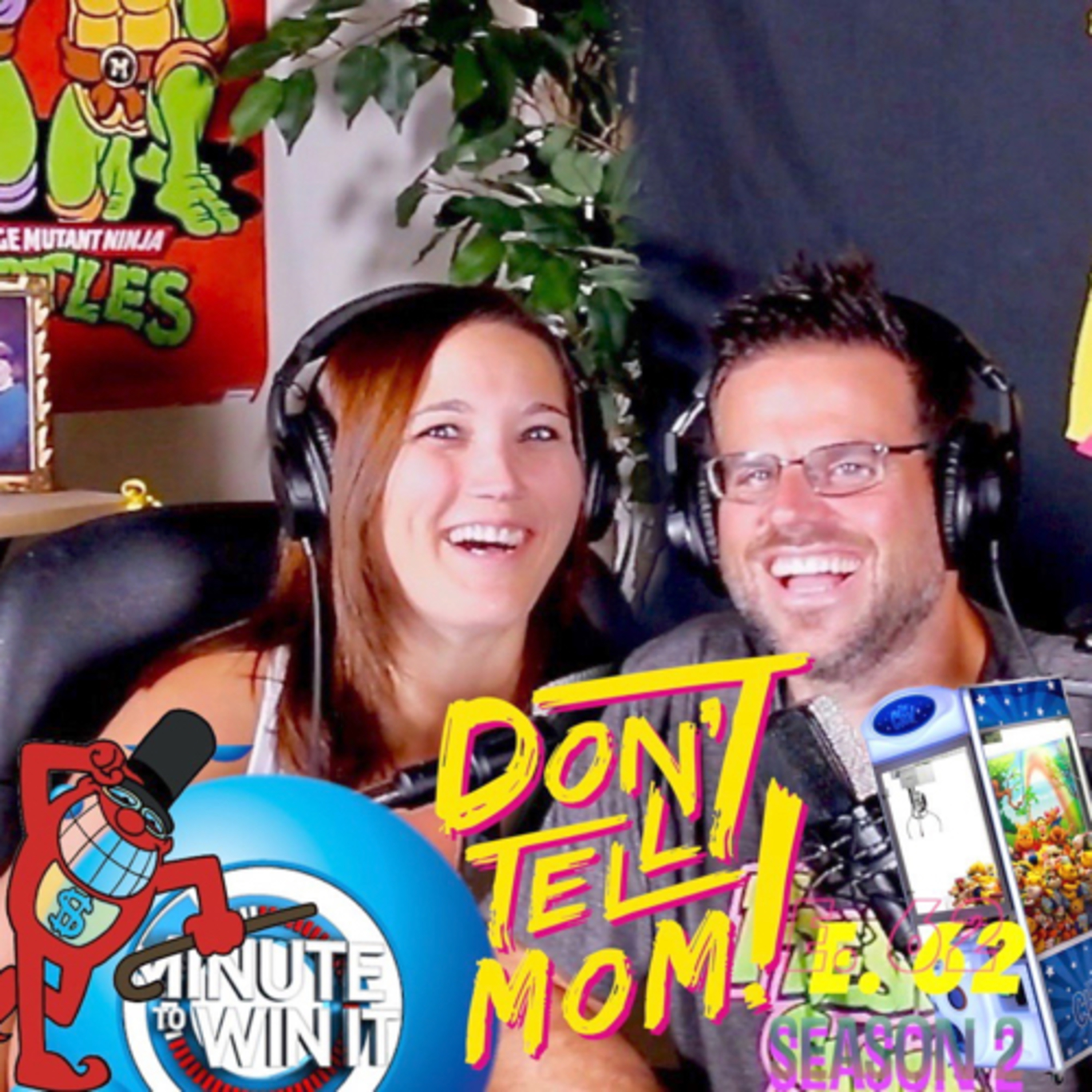 THE BEST & WORST OF CLASSIC GAMES - Don't Tell Mom: e. 62