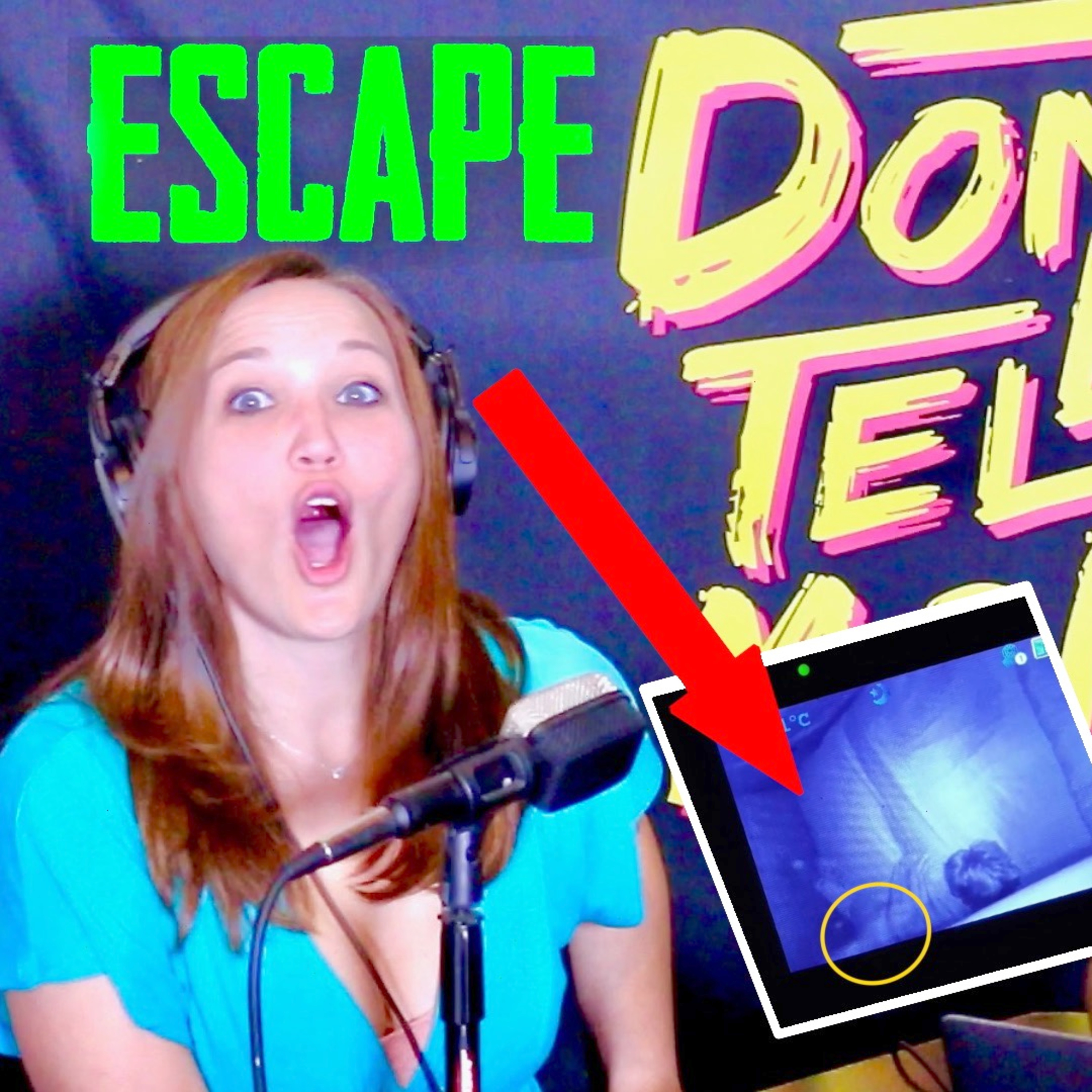ESCAPING THE CRIB - How to Stop it! Don't Tell Mom: e.114