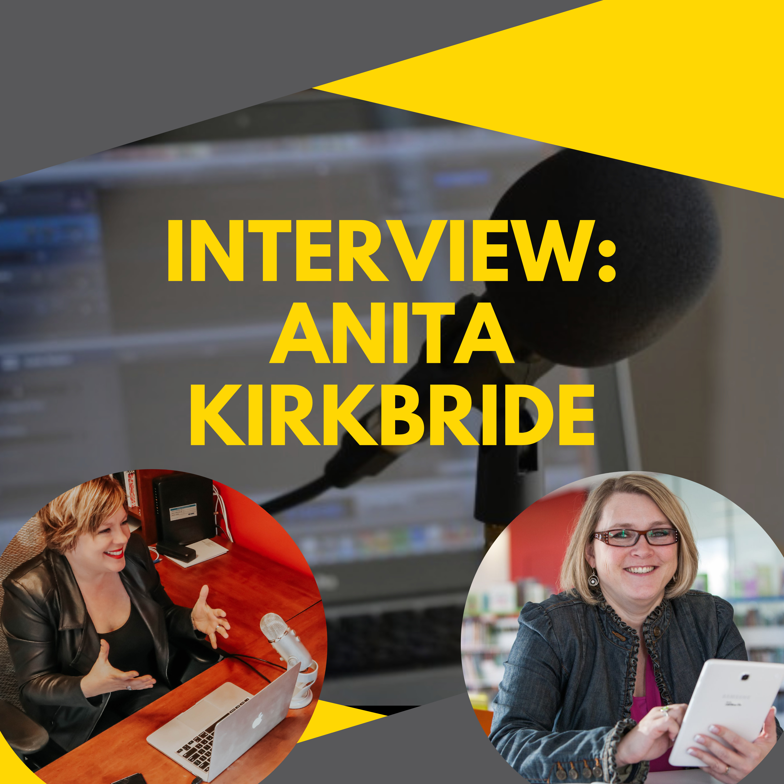 Interview with Social Media Consultant, Anita Kirkbride