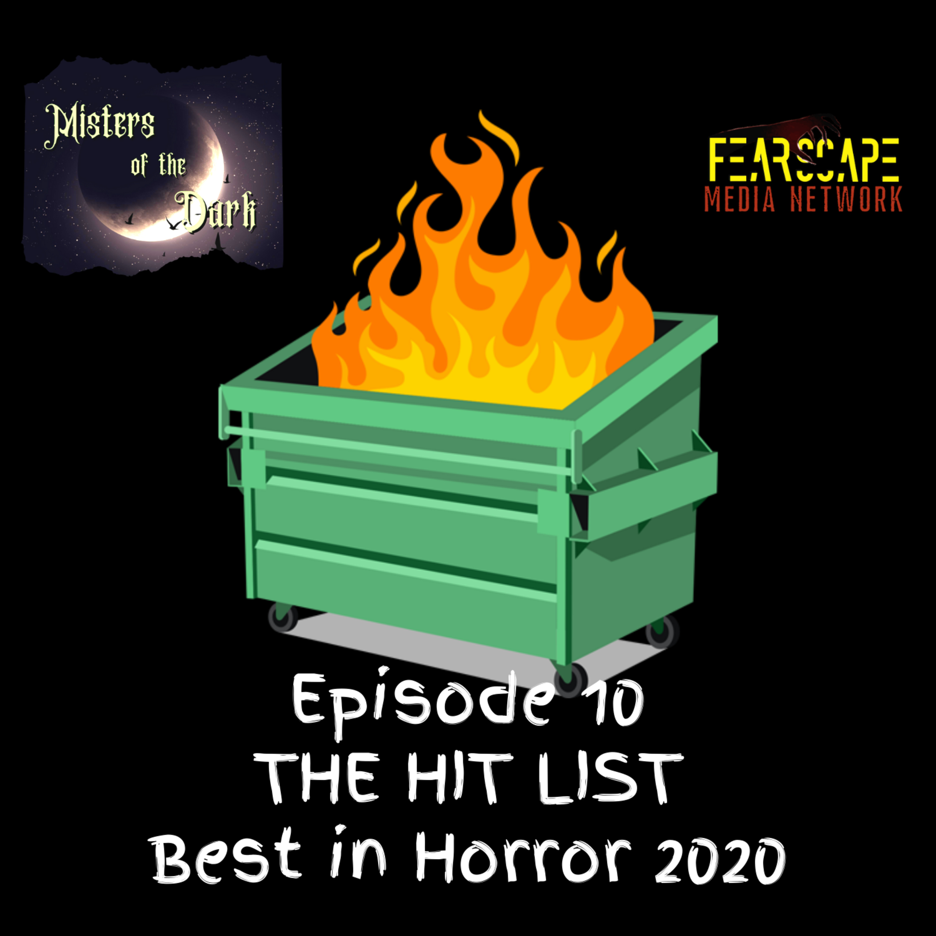 10. The Hit List – Best in Horror 2020