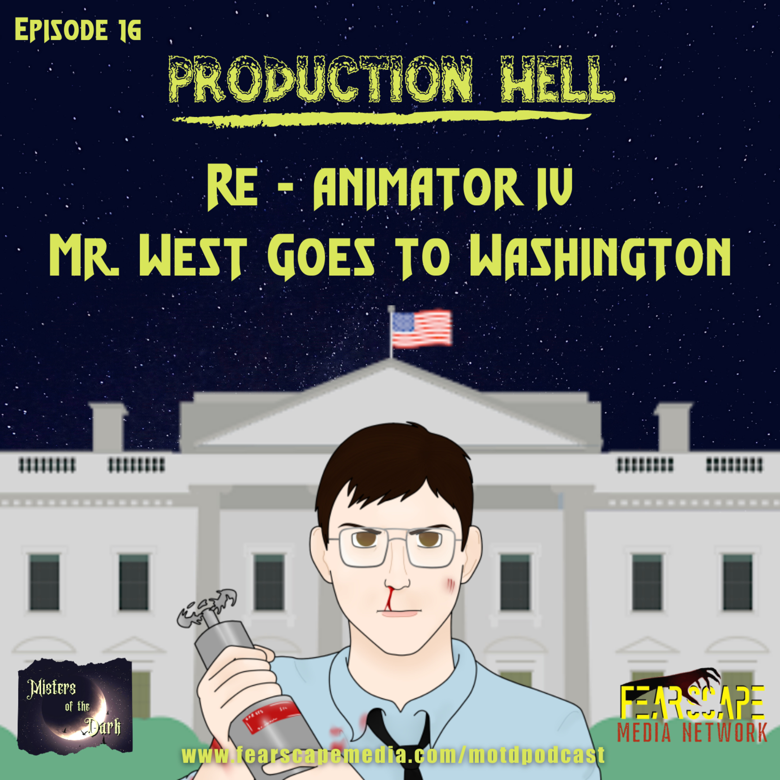 16. Production Hell: Lost Re-Animator Sequel – House of Re-Animator