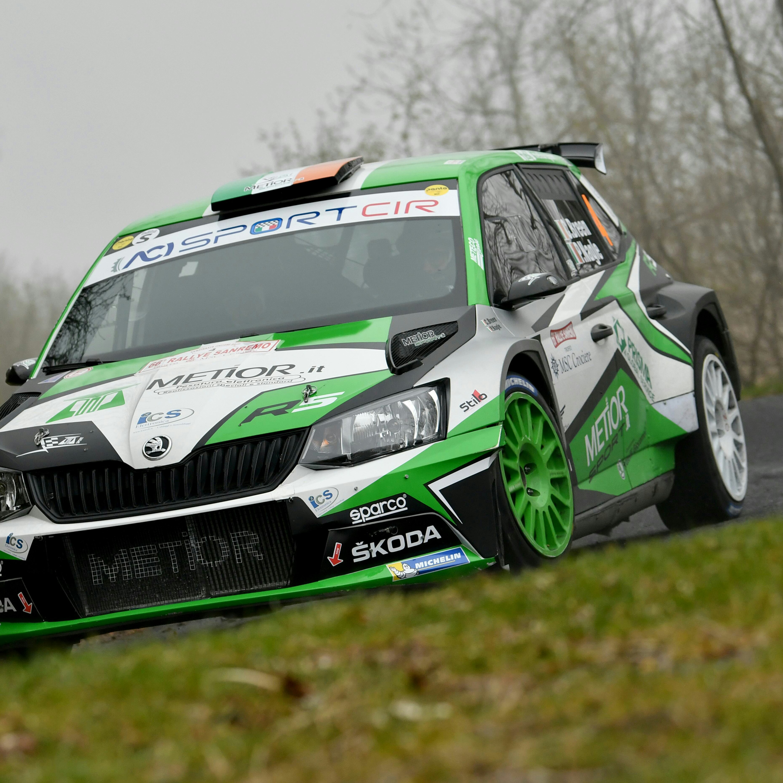 """Campionato Italiano Rally """"66° RALLYE SANREMO"""" [INTERVISTE]"""