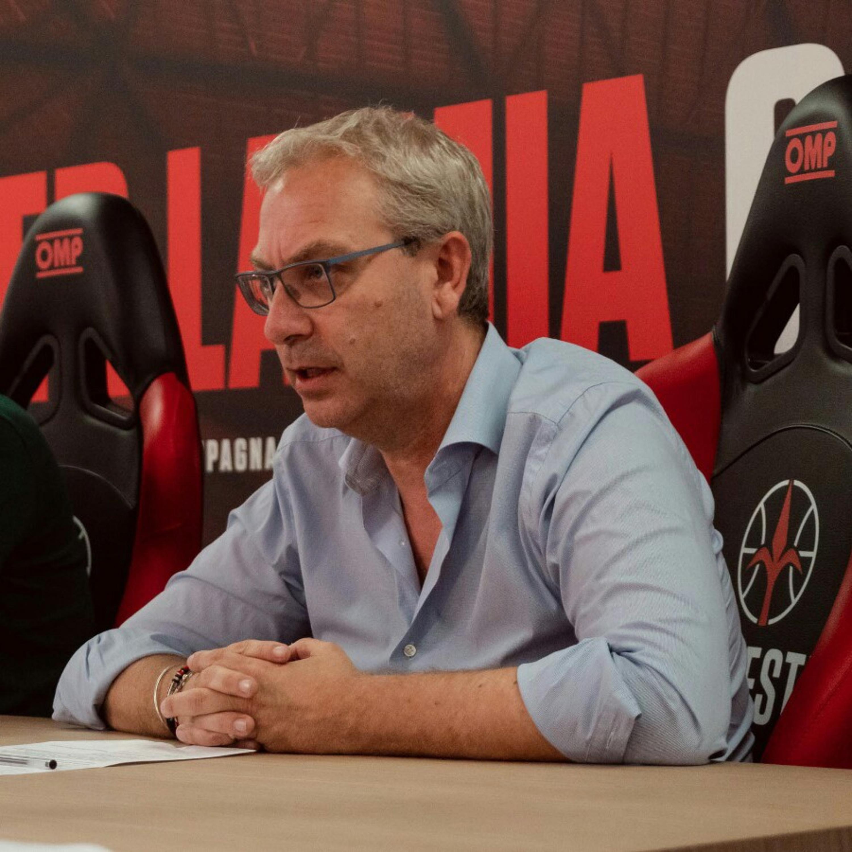 Intervista a Gianluca Mauro, presidente della Pallacanestro Trieste
