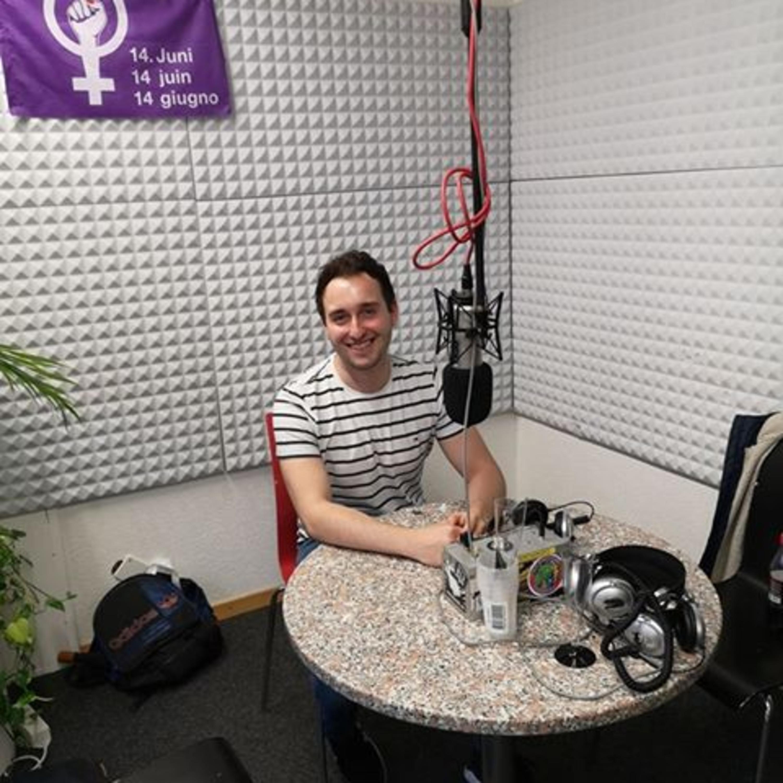 Politik: Marco Baumann von Radigal | Mias queere Welt