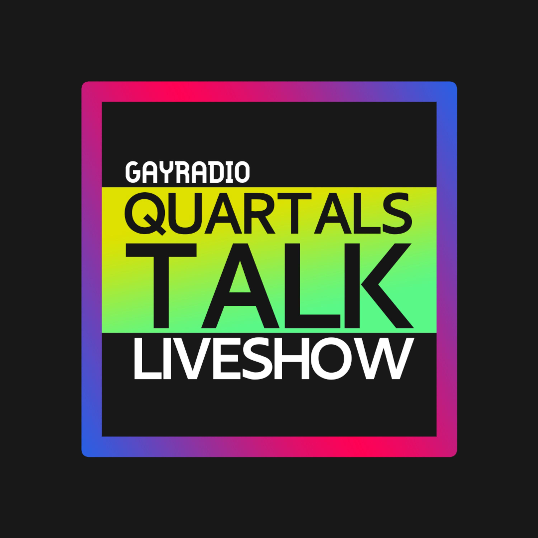 Quartalstalk: Live | GAYRADIO