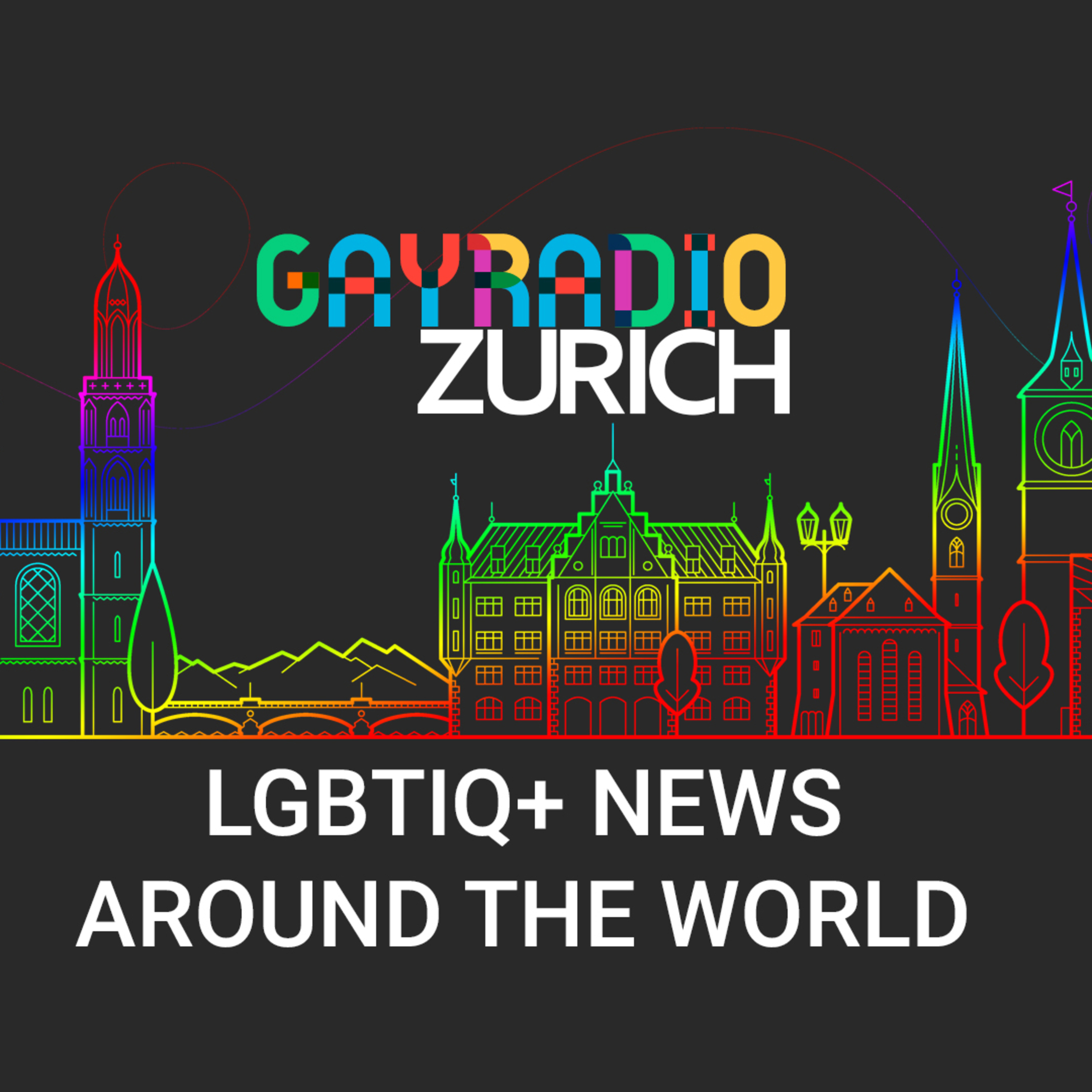LGBTIQ+ News from around the world | GAYRADIO Zurich vom 29. Juni 2019