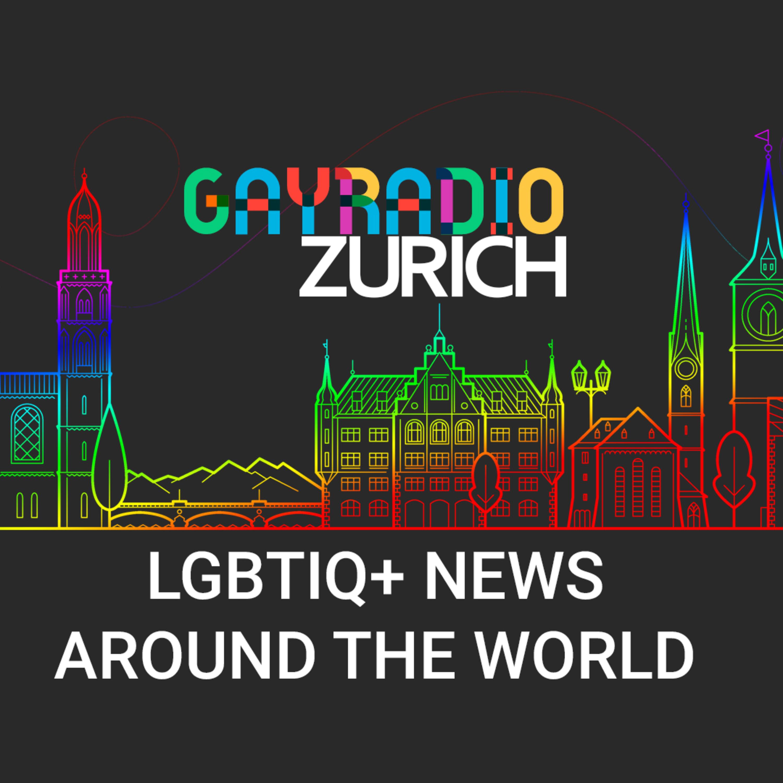 LGBTIQ+ News from around the world   GAYRADIO Zurich vom 29. Juni 2019