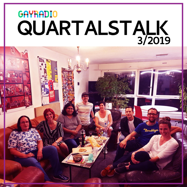 Quartalstalk 3/2019 | Alle Themen | GAYRADIO