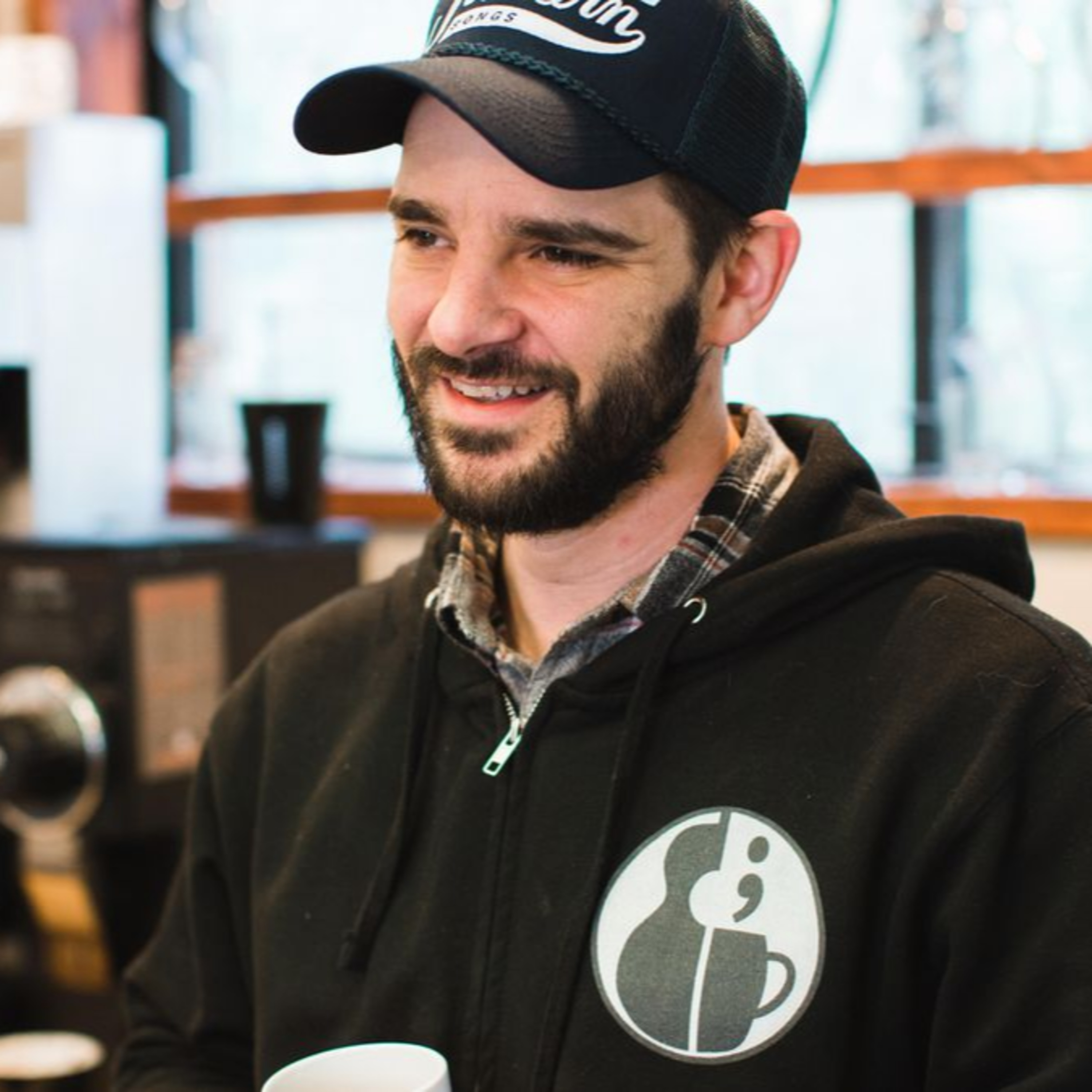 """Waller's Coffee: """"Run a business and care about people around you. Those belong together."""""""