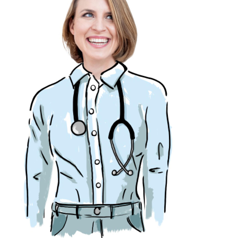 HD086 Digitale Ärztin im Online-Sprechzimmer?! mit Mamadoc Dr. Marie Luise Lipp