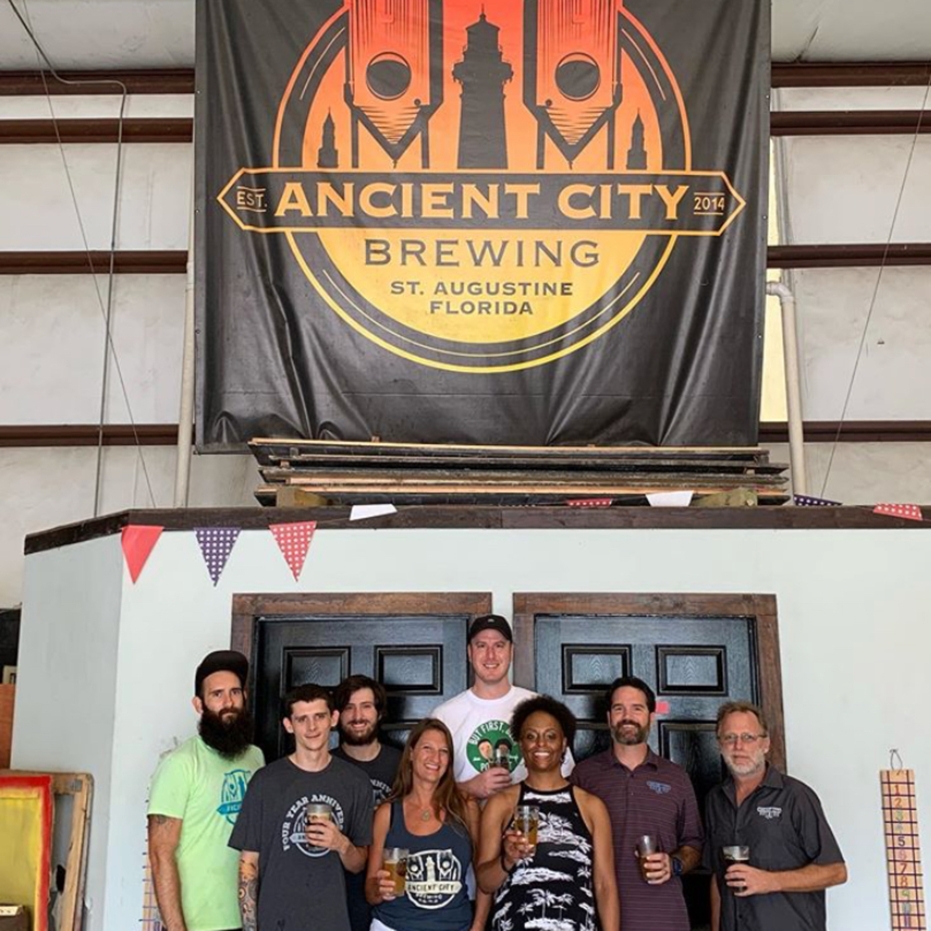 S02 E24 - Ancient City Brewing Co. - St. Augustine, FL