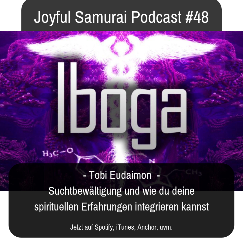 JSP#48 Suchtbewältigung und wie du deine spirituellen Erfahrungen integrieren kannst - mit Tobi