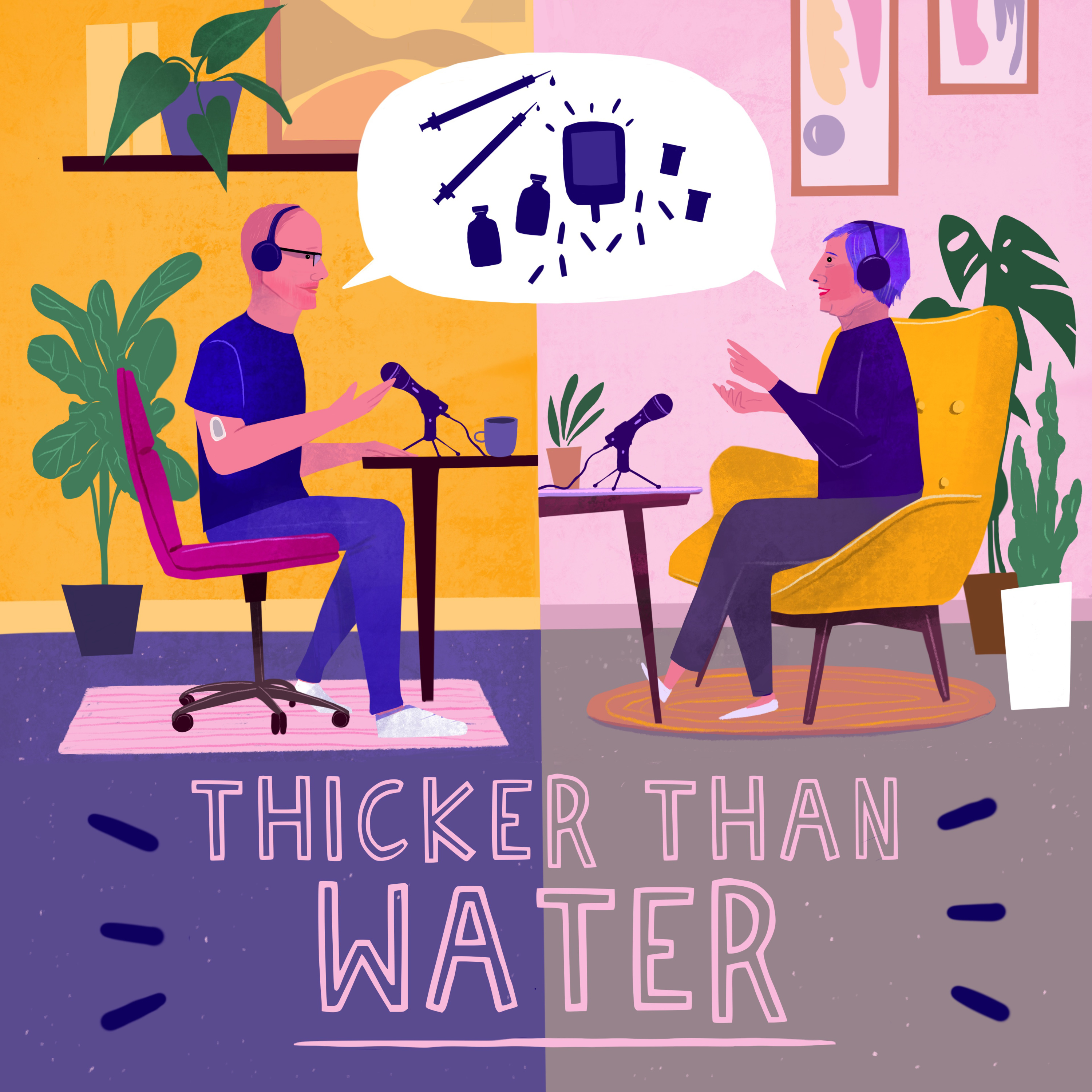 Thicker Than Water #14: Loosening Up