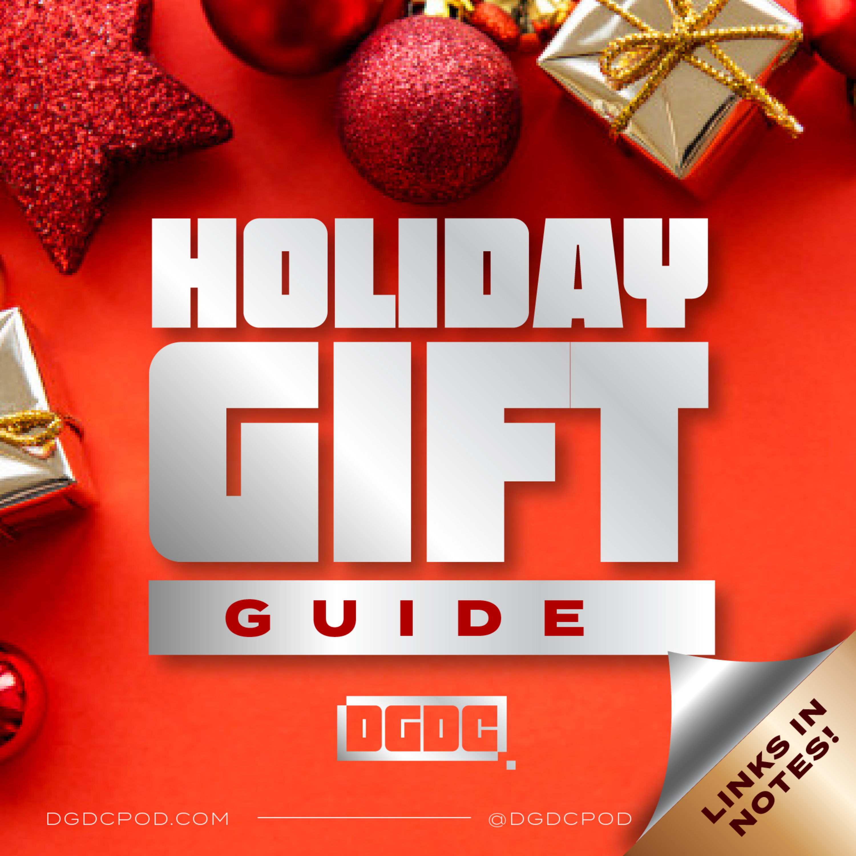 DESIGNCAST   Holiday Gift Guide   DGDC